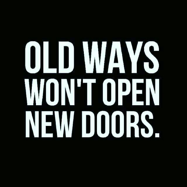 [Image] Old ways