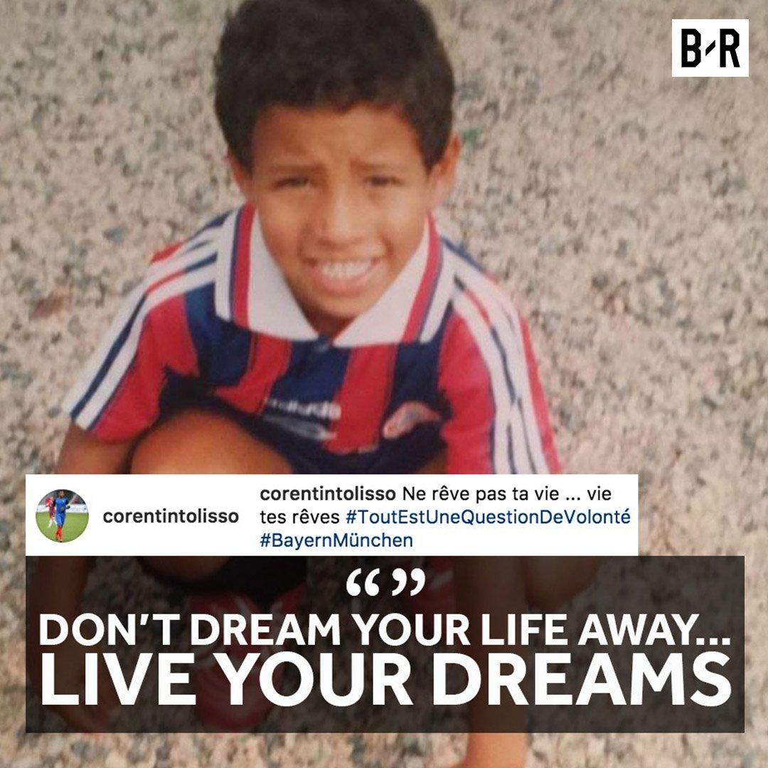 [Image] Don't dream your dreams.