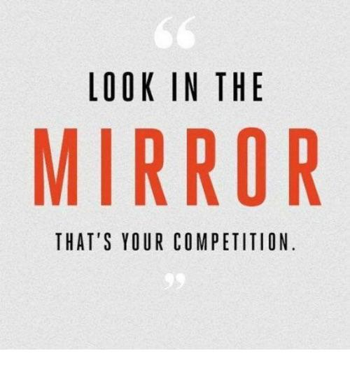 [Image] What's in your mirror?