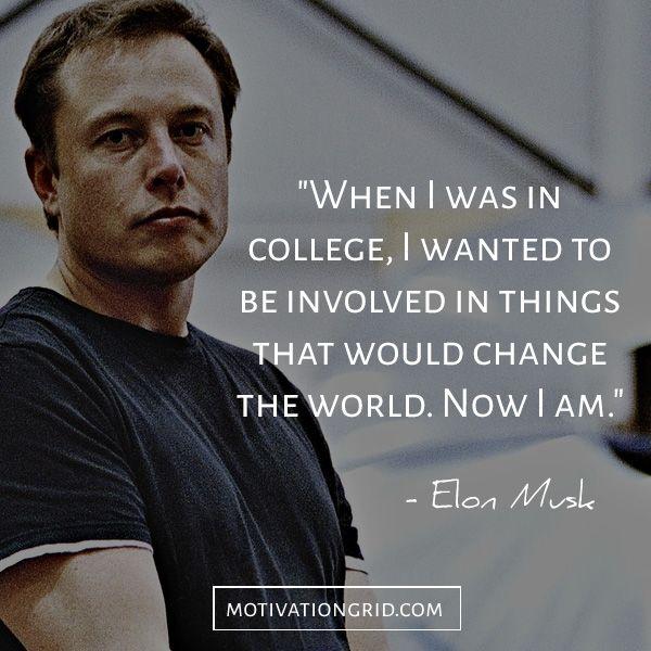 [Image] Elon Musk