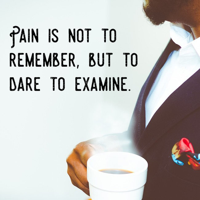 [Image] Learn from your pain