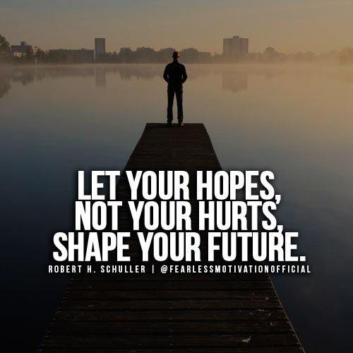 [Image] Shape Your Future with Hope