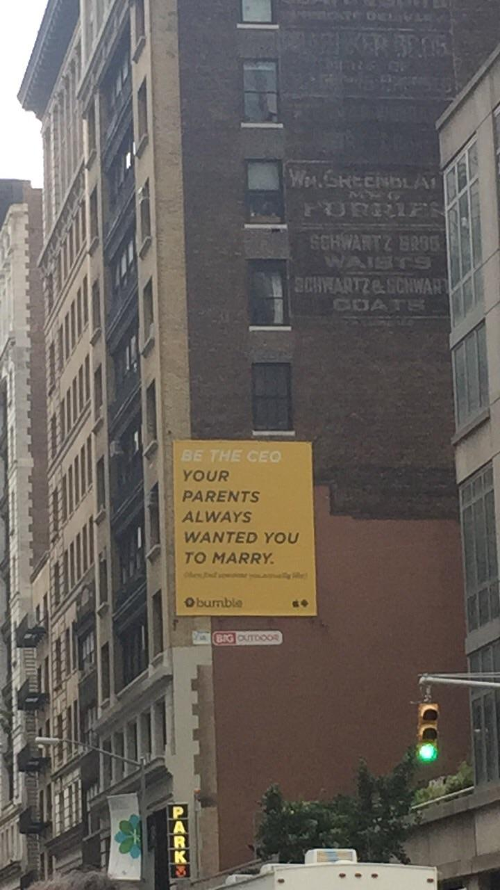 [image]. Saw this in New York yesterday!