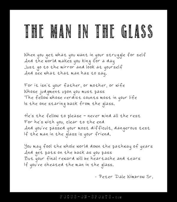 [Image] The man in the glass