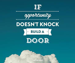 [Image] Create your own opportunities