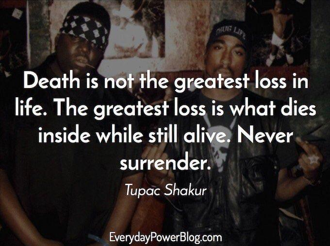 [image] death is not the greatest loss