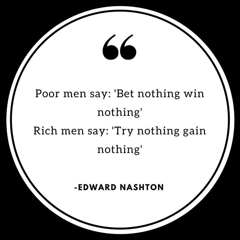 [Image] Poor Men vs. Rich Men
