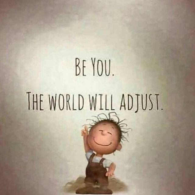 [image] be you