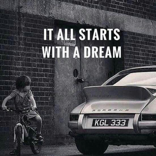 [Image] Dream big!