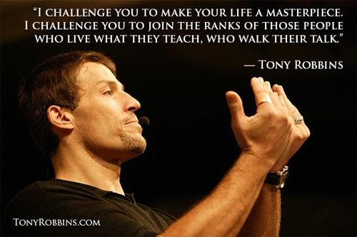 [Image] Make your life a masterpiece.