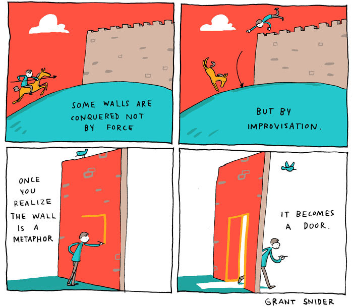 [Image] Time To Make A Door