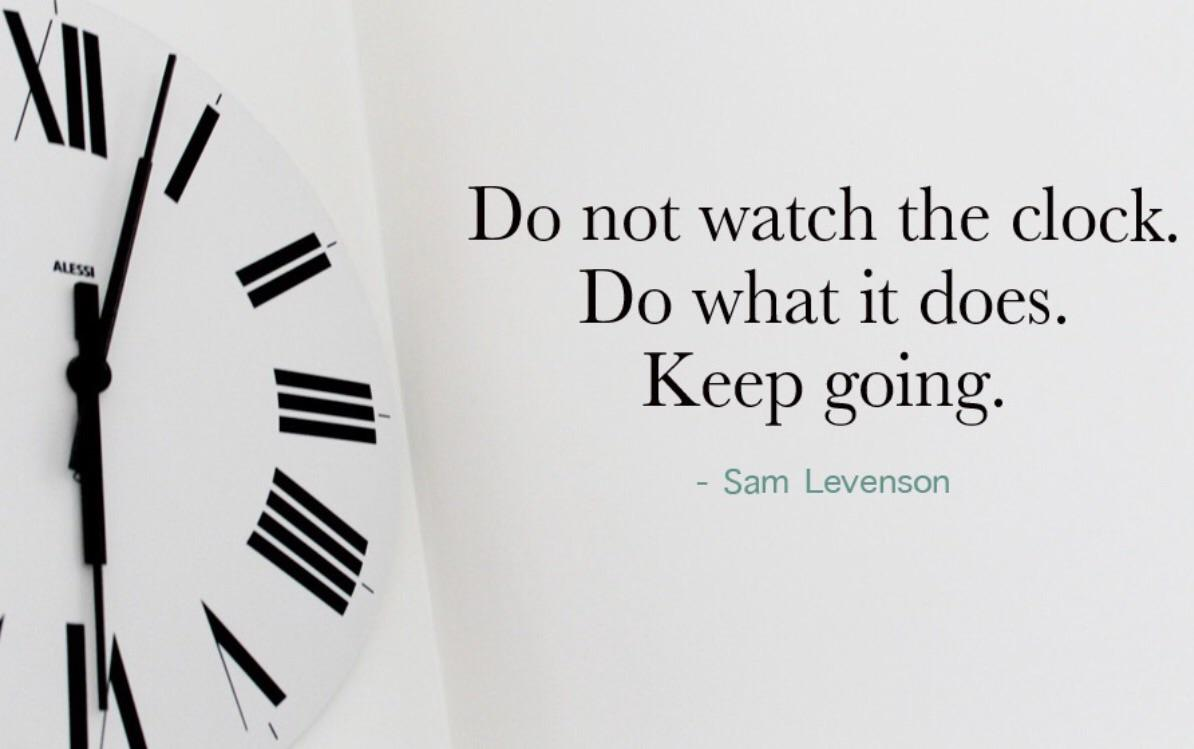[Image] Quote from Sam Levenson