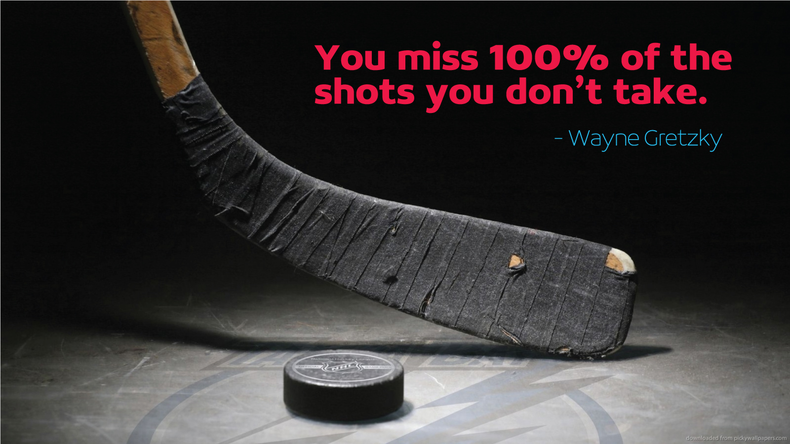 [Image]You miss 100% of the shots you don't Take