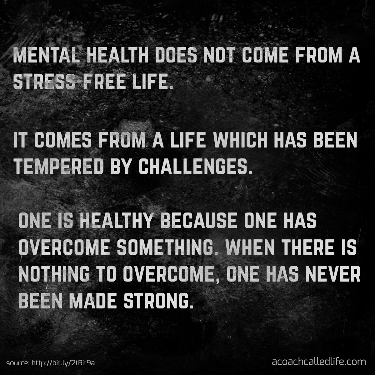 [Image] Mental Health