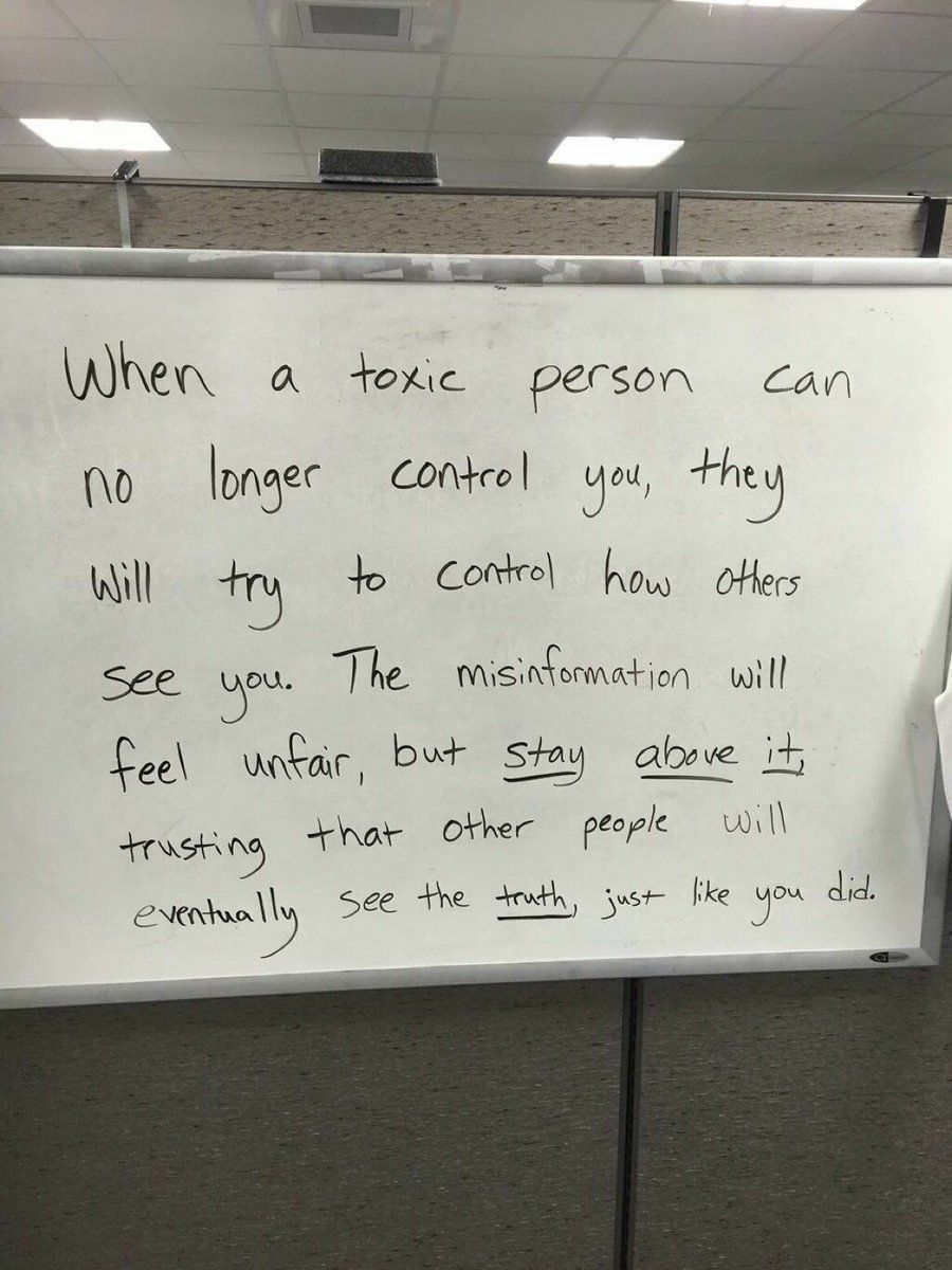 [Image] Rising above toxicity