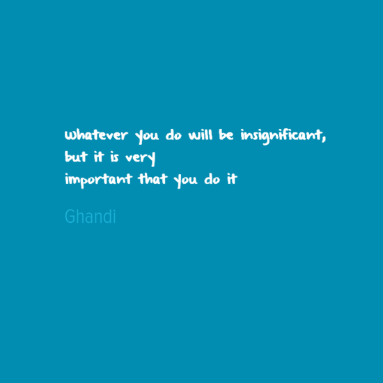 [Image] It is very important that you do it
