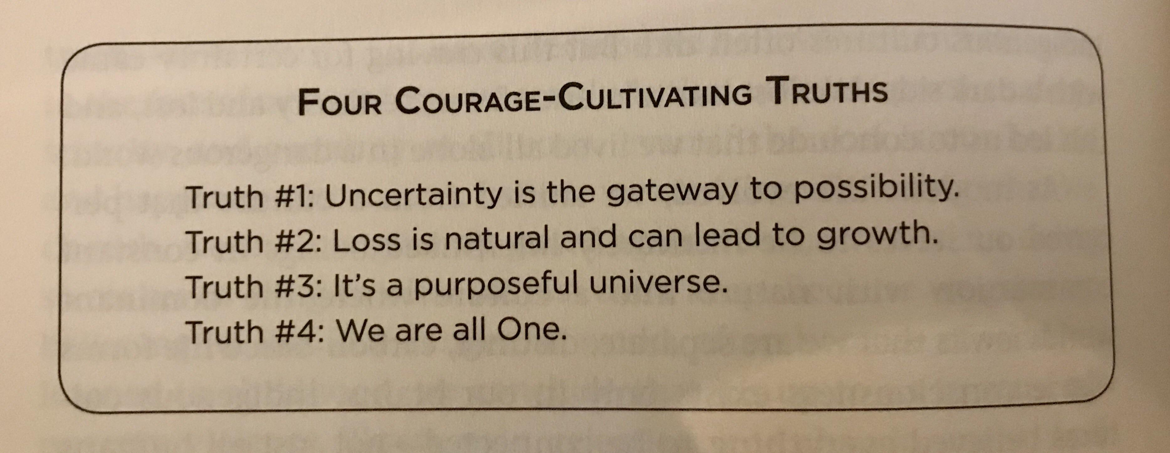 [Image] Uncertainty is the Gateway to Possibility