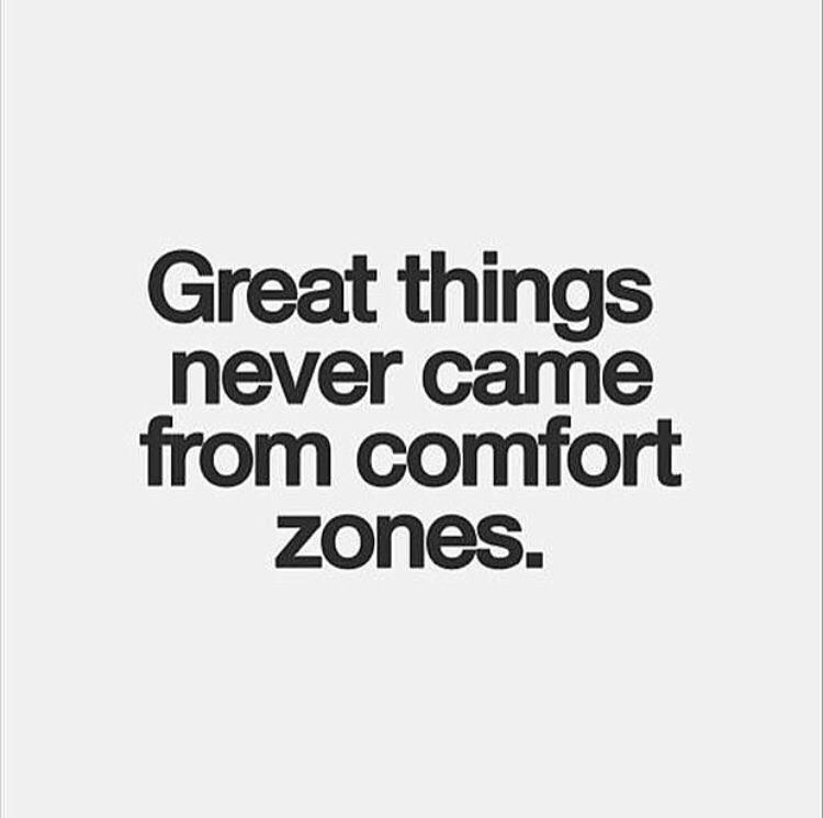 [image] comfort zones