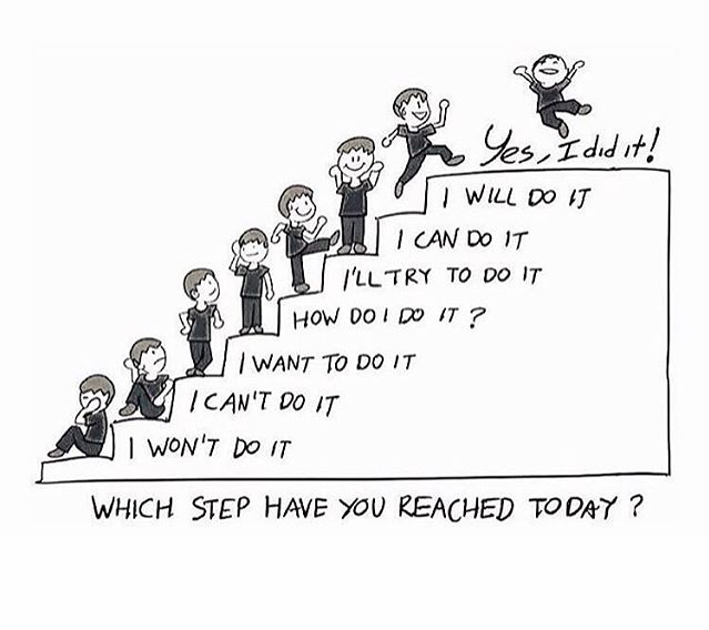 [Image] Stairs to Success.