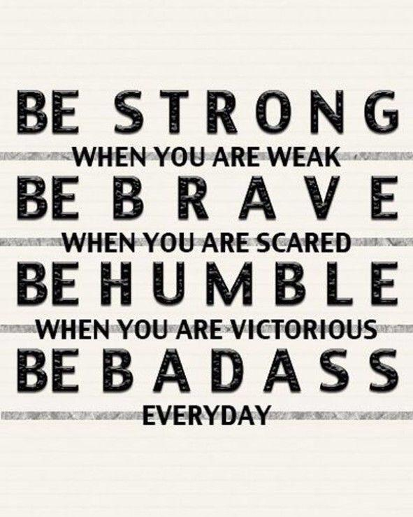 [Image] You're a badass! 👨‍🎤