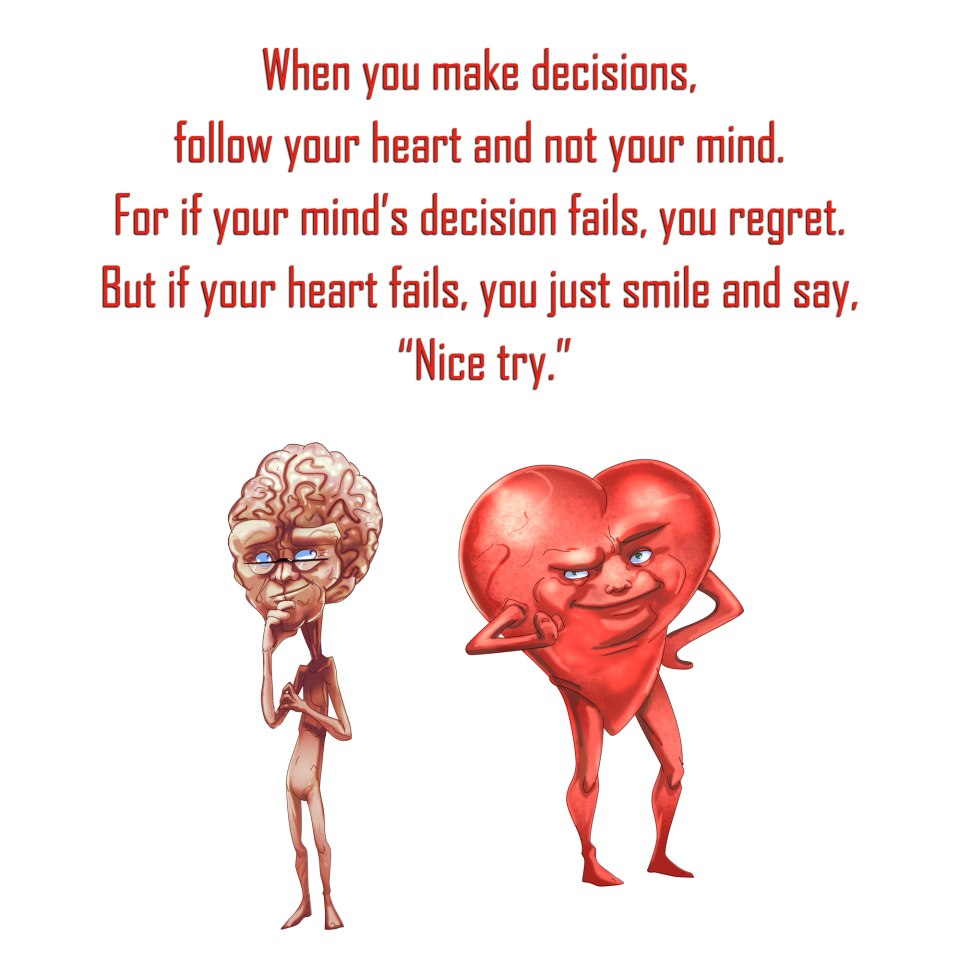 [Image] Listen to your heart