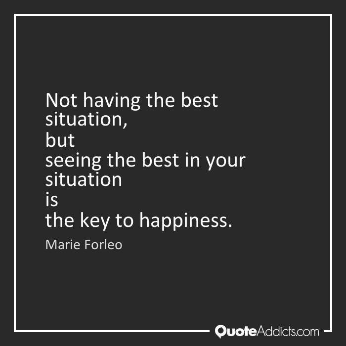 [Image] See the Best in Every Situation