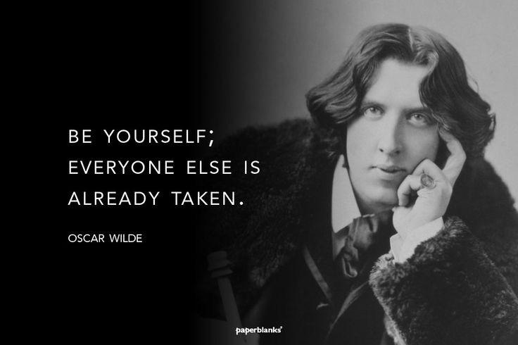 [Image] Be Yourself