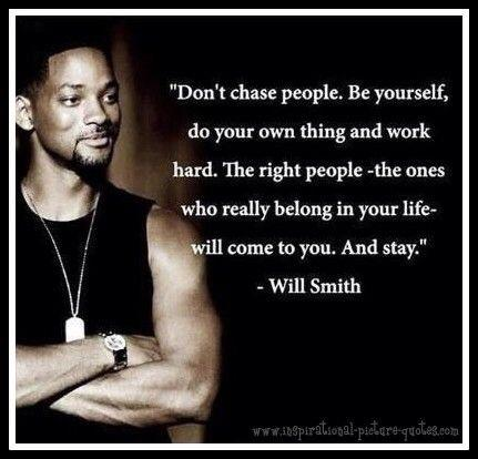 [image] Inspirational quote by Will Smith
