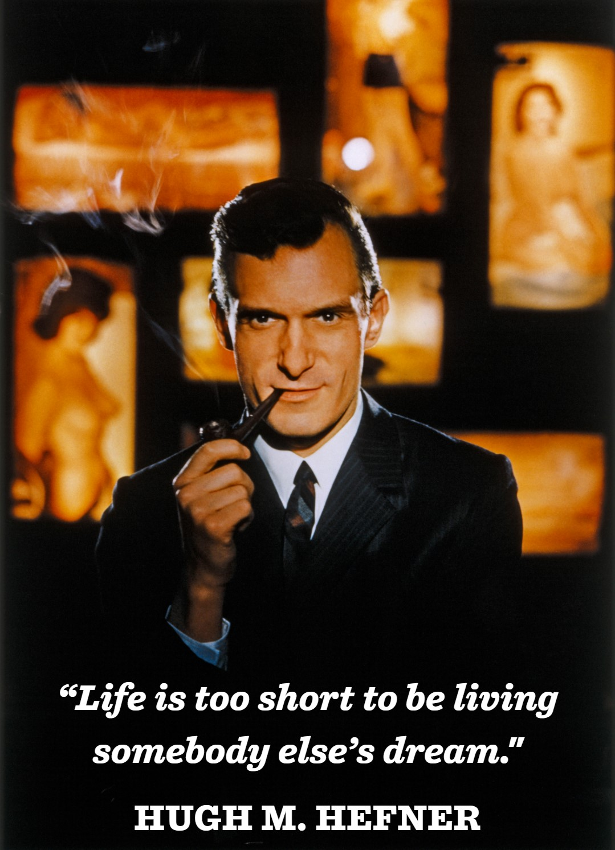 [Image] RIP Hugh M. Hefner