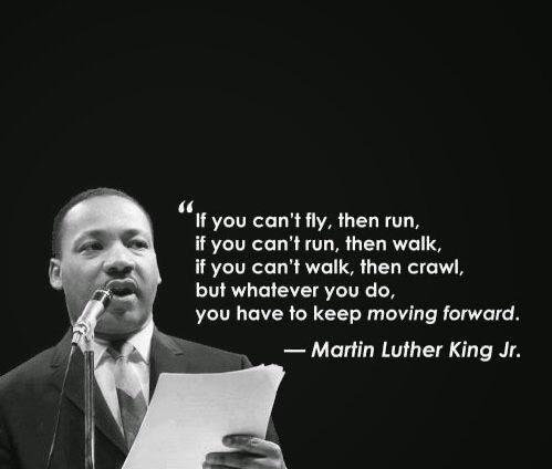 [image] Martin Luther King JR