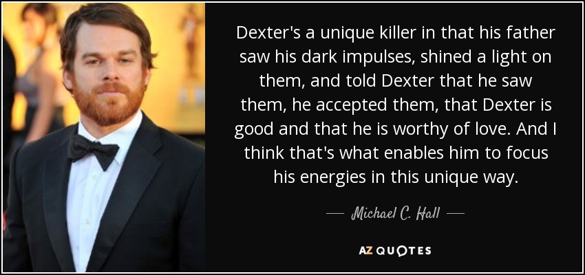 [Image] That is why Dexter is so efficient !!