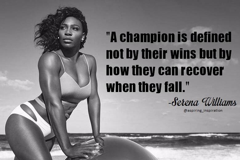 [Image] Happy birthday Serena Williams!