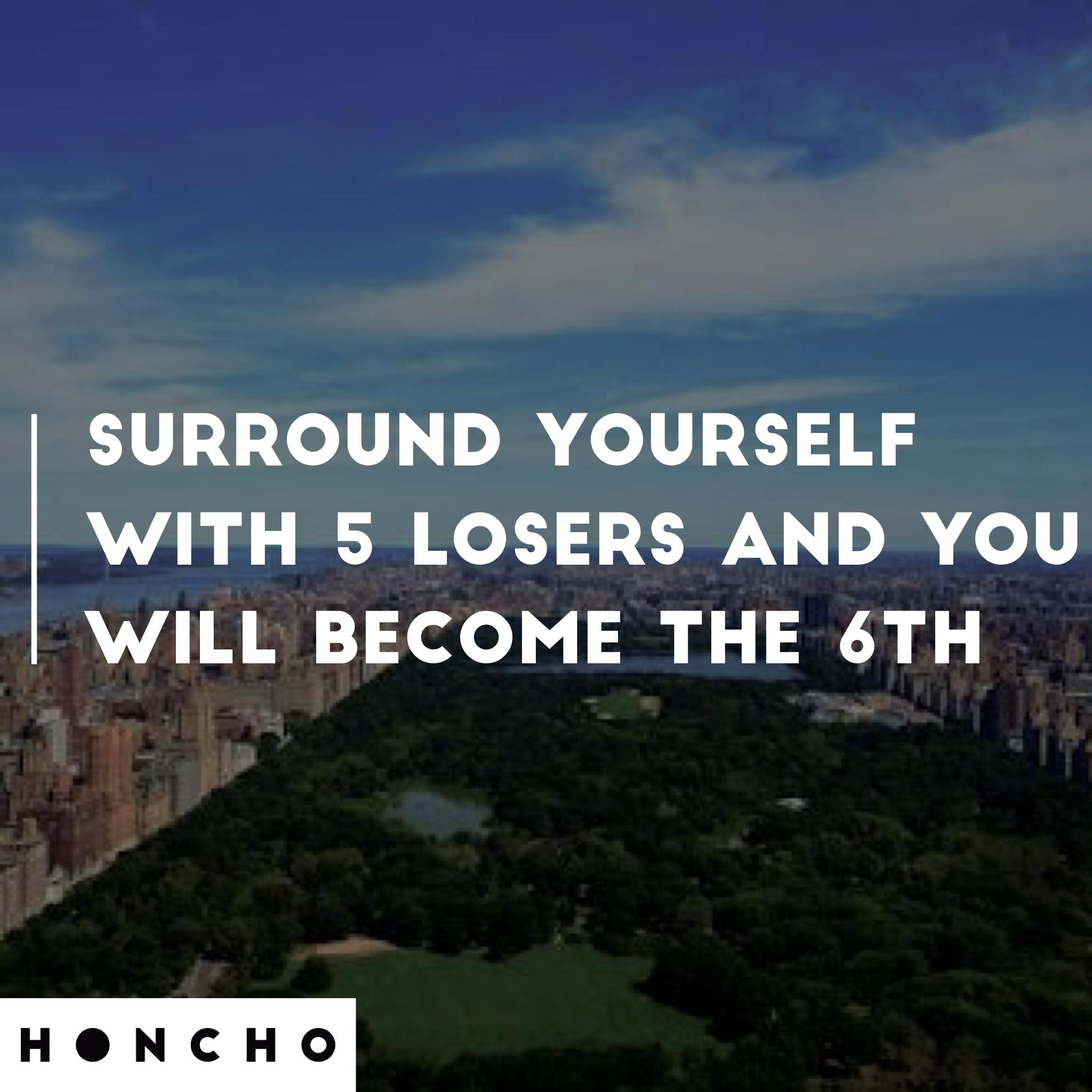 [image] Surround yourself with the right people
