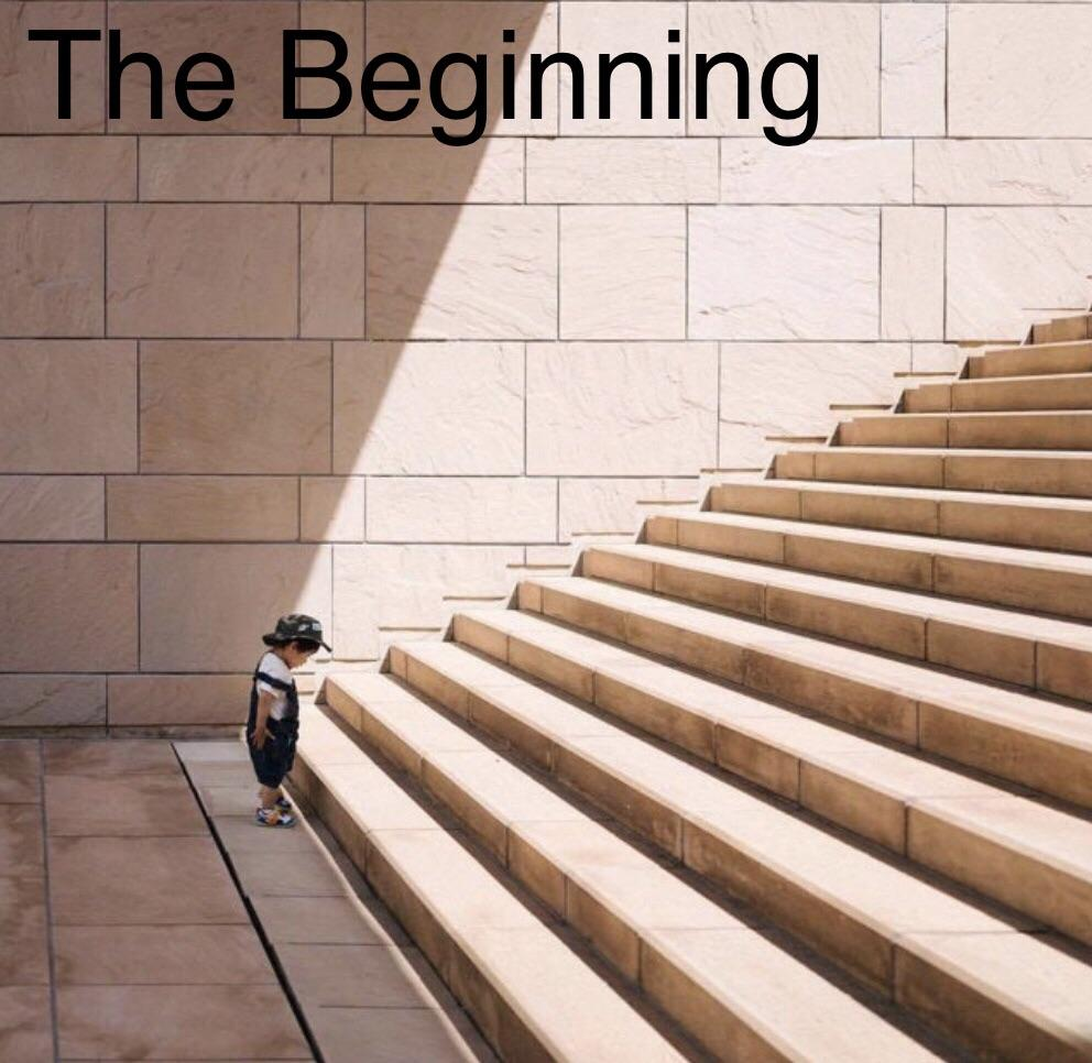 The Beginning is the Most Important Part of the Work [Image]