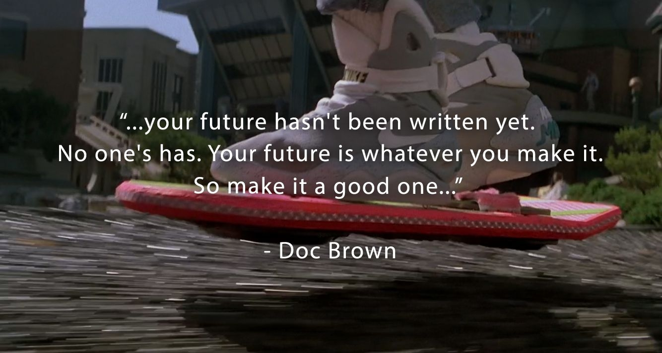 [Image] Doc Brown