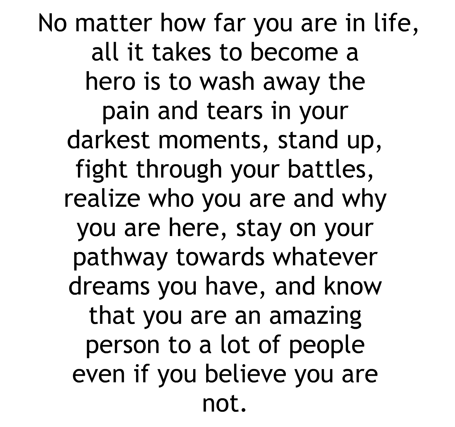 [image] I wrote this a year ago.