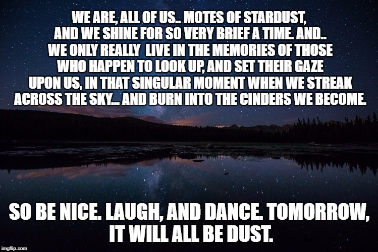 [Image]We are all stars