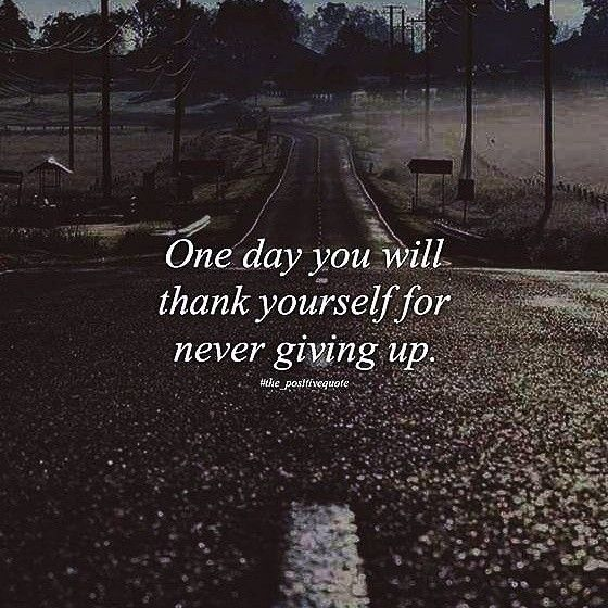 [Image] It pays to persevere.