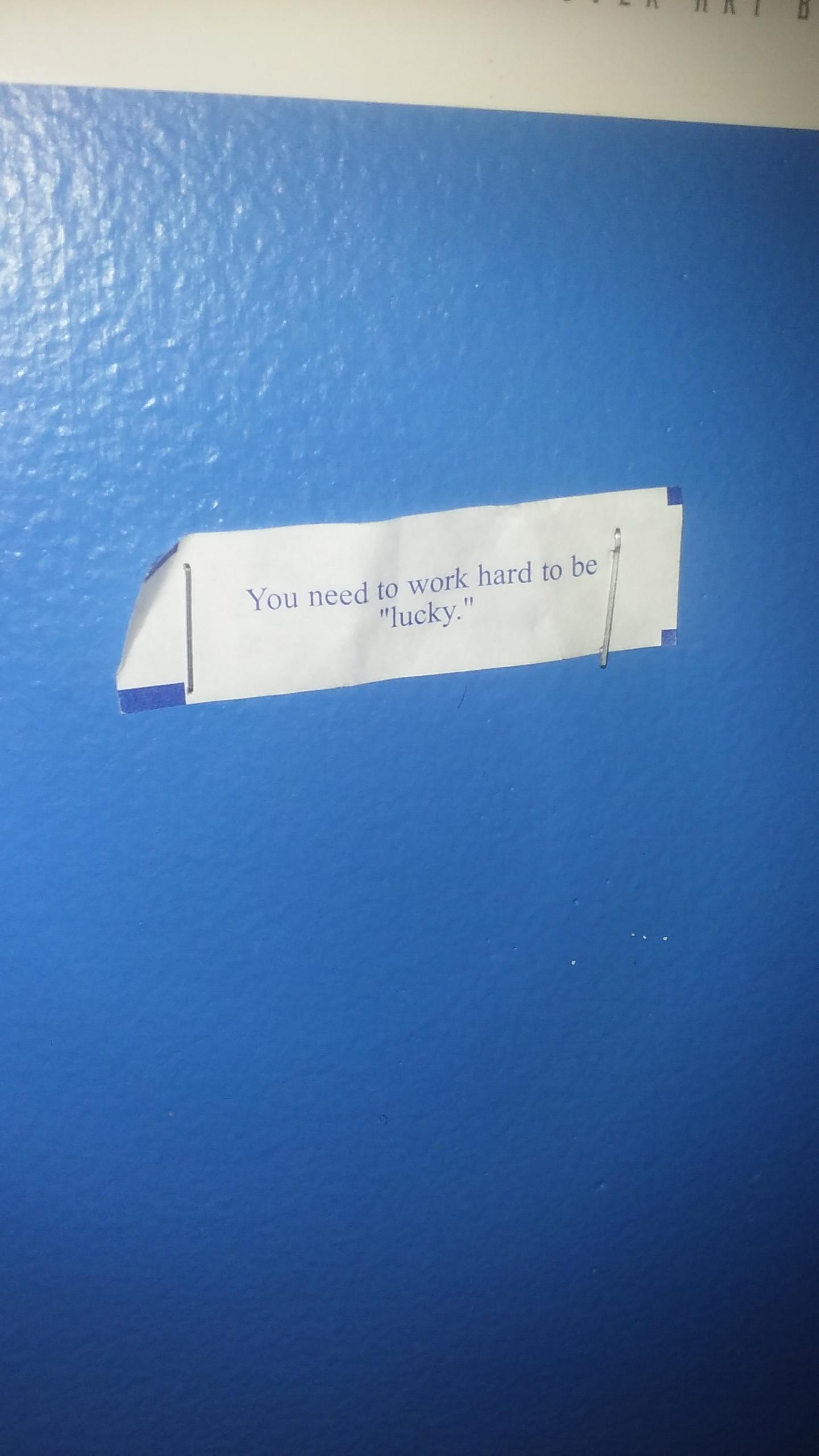 [IMAGE] stapled this to my wall a few months ago. Thought it would fit here