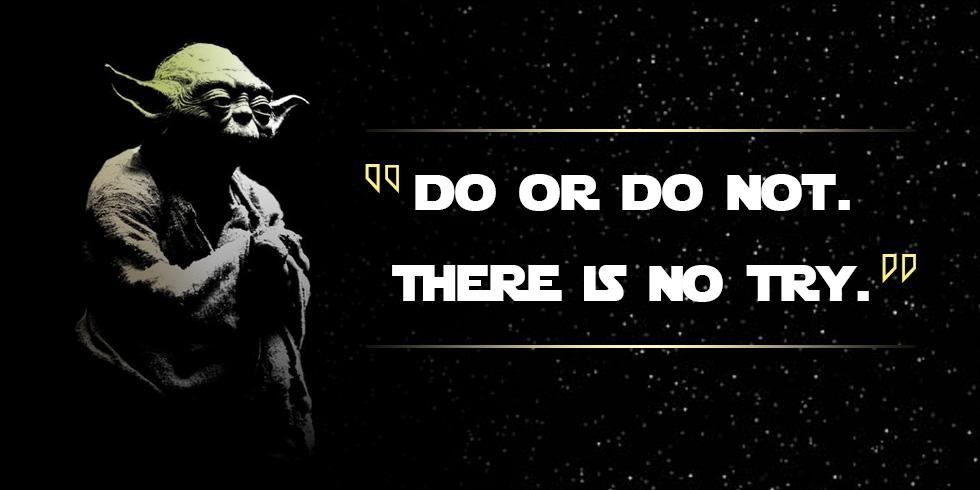 [Image] There is no try