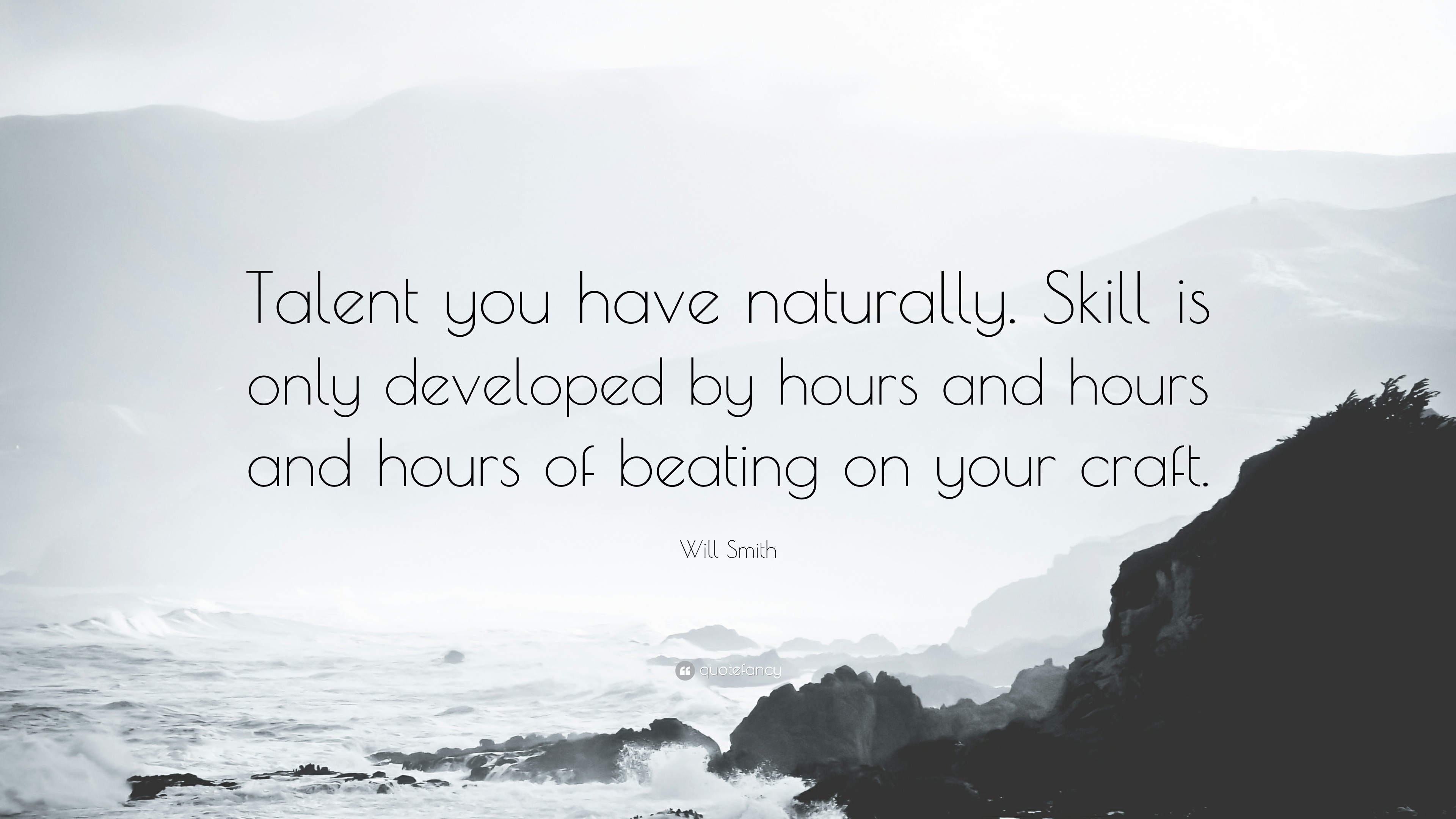 [Image]Talent vs. Skill