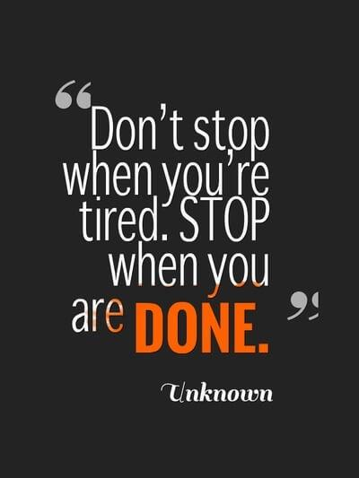 [Image] Just keep moving forward [x-post /r/LiveToWin]