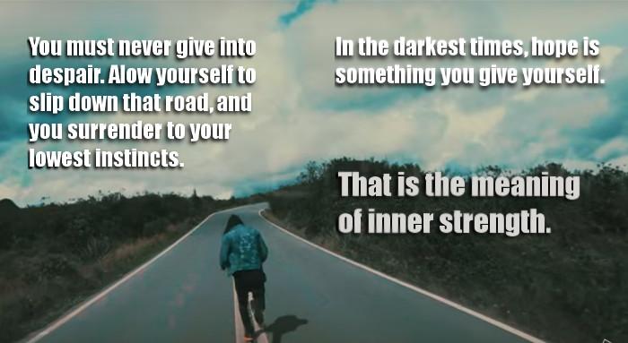 [Image] Inner Strength
