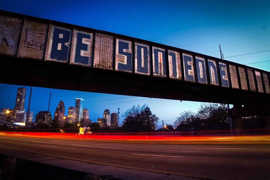 [image] Get up and be someone