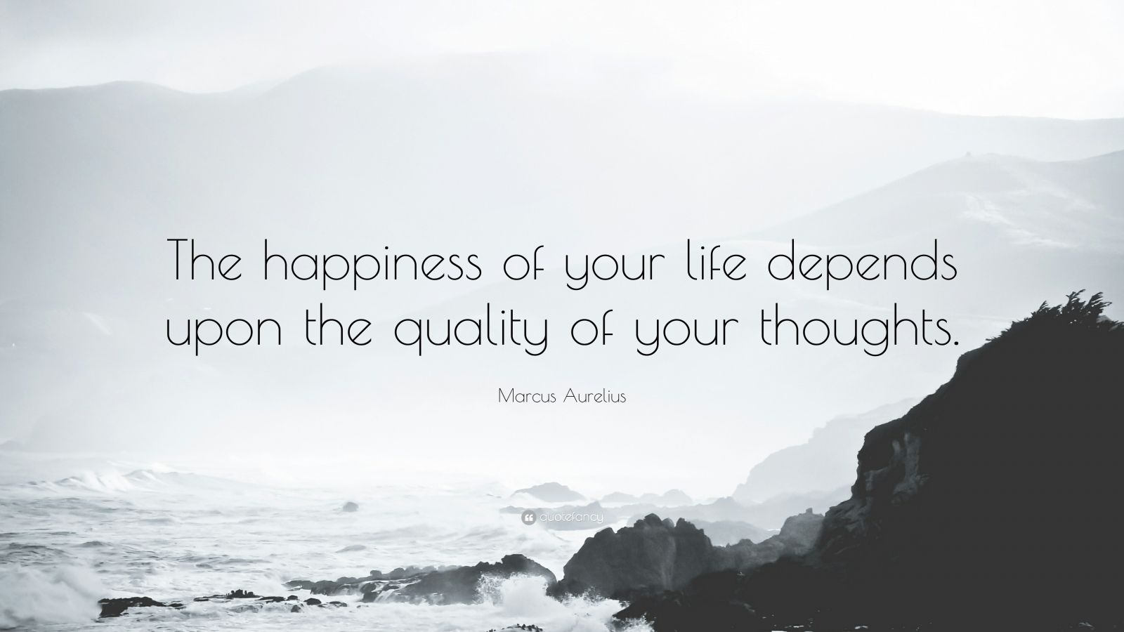 [Image] Marcus Aurelius on Happiness
