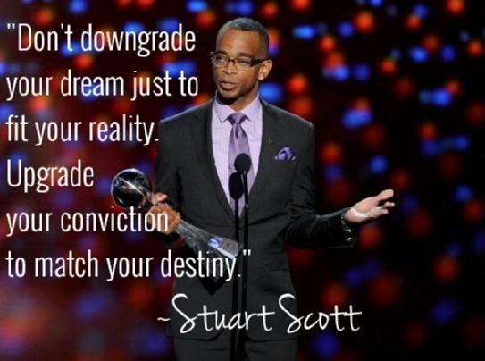 [Image] Stuart Scott – an inspiration to us even now