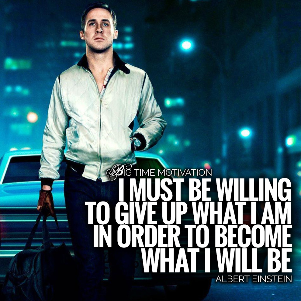 [image] I Must Be Willing