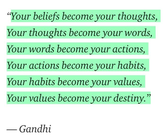 [image] Beliefs Decide You