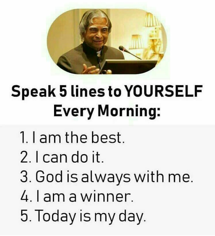 [Image] A.P.J. Abdul kalam Words…