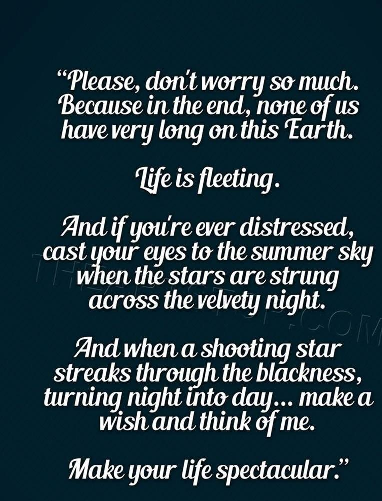[Image]Please dont worry so much